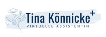 Tina Könnicke – virtuelle Assistenz